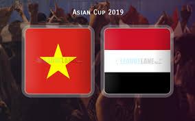 خسارة ثالثة لمنتخب اليمن أمام فيتنام فى الجولة الاخيرة   كأس الأمم الآسيوية Yemen  vs Vietnam