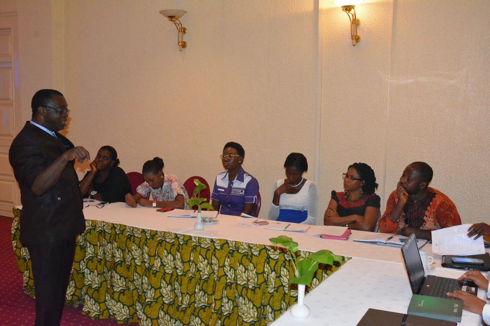 Prcan Masterclass 11 Was On Introduction To Event Management Notes On Pr Practice In Nigeria