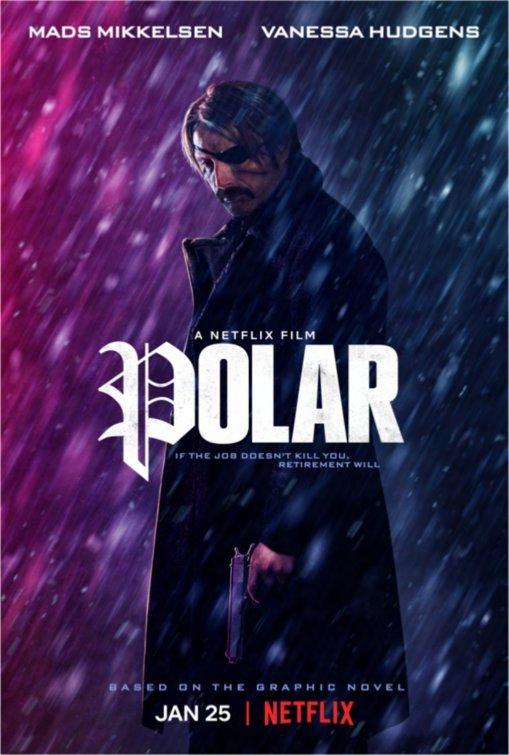 Polar (2019) WebRip 720p HD Netflix x264 | Download Free HD