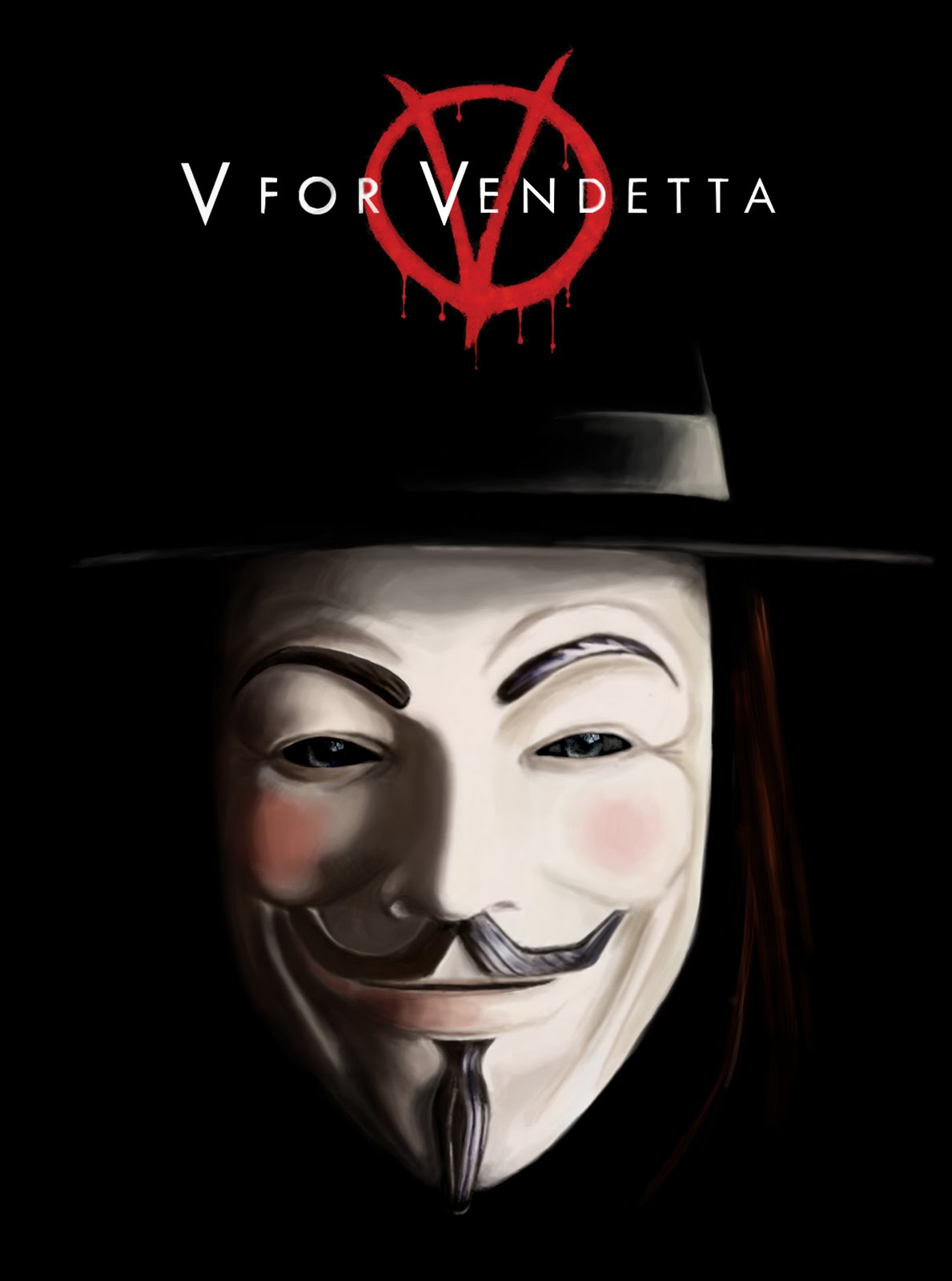póster de la película V de vendetta