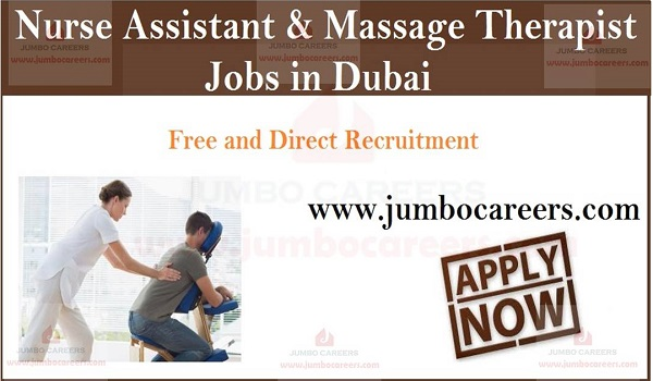 All new job openings in UAE, Nursing jobs in Dubai with salary,
