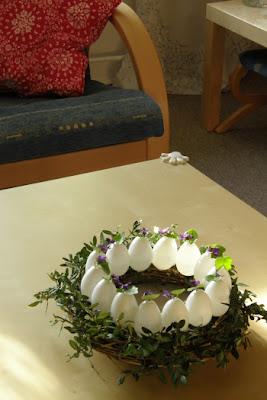 Centro de mesa para pascua mimundomanual - Centros de mesa de pascua ...