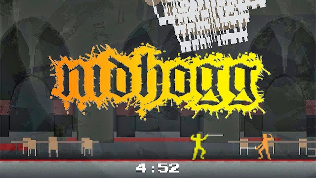Nidhogg (PS4) Trailer