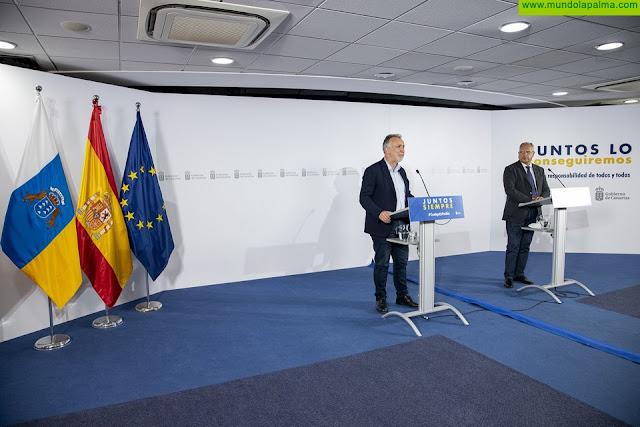 Los apoyos que Canarias reciba del plan nacional para la reactivación del turismo se completarán con otro programa singular financiado con fondos de la UE