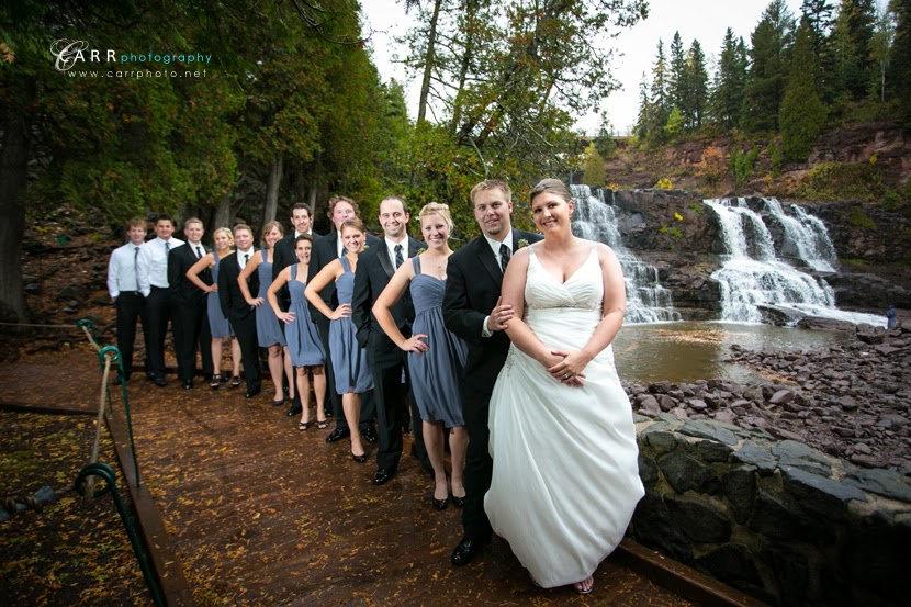 To Gooseberry Falls For A Few Pictures Emily And Eric Were Great Work With Their Wedding Reception Beautiful Click Through See More