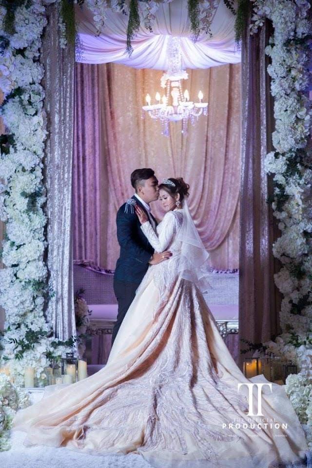 Siti JamuMall Grand Wedding with 500k Sponsors!