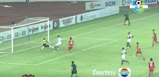 Gol Fabiano Beltrame - Persija vs Madura United
