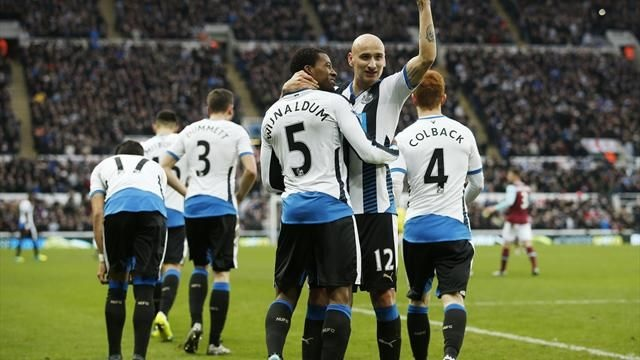 Newcastle, Norwich relegated from Premier League