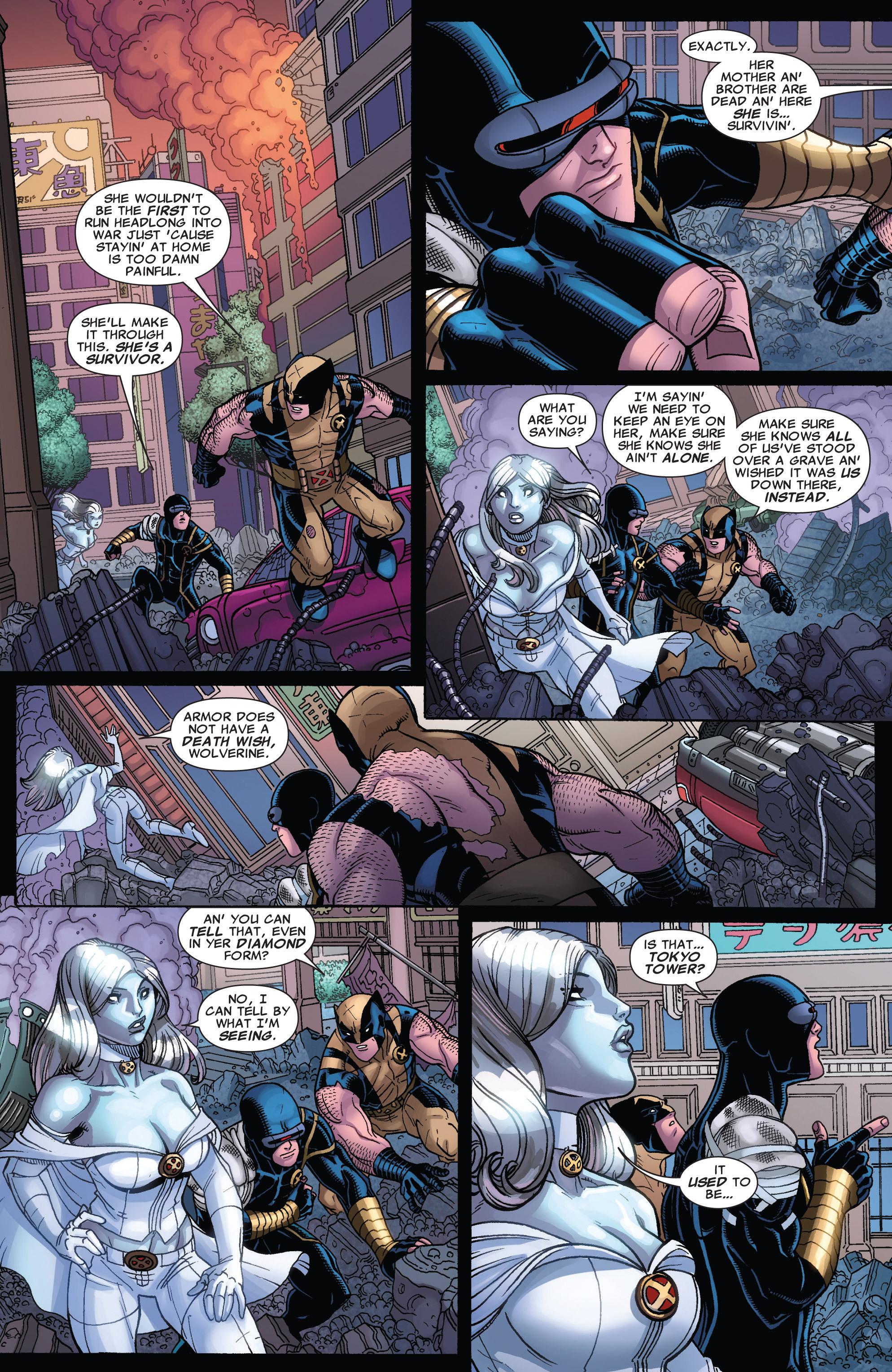 Read online Astonishing X-Men (2004) comic -  Issue #39 - 6