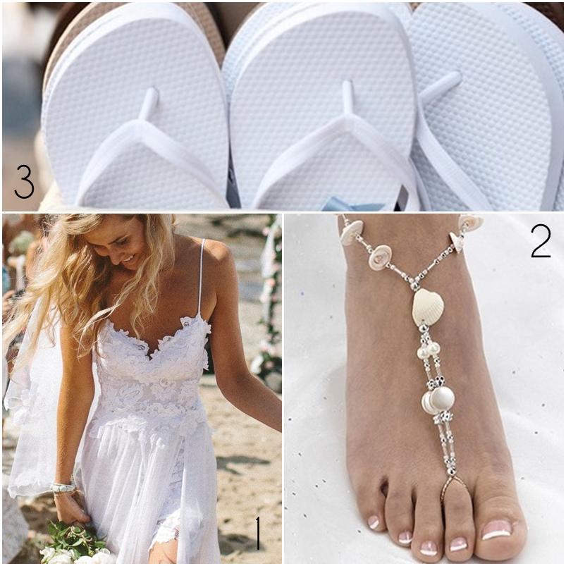 10 ideas para una boda en la playa