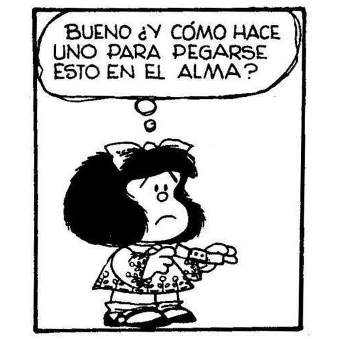 Imágenes De Mafalda Con Frases Reflexión Para Perfil