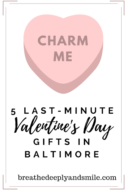 5 Last-Minute Valentine's Day Gifts in Baltimore