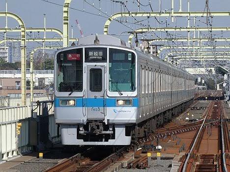 【ダイヤ改正で増発!】小田急電鉄 急行 新松田行き5 1000形