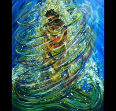 A Whirlwind by Deborah Waldron Fry