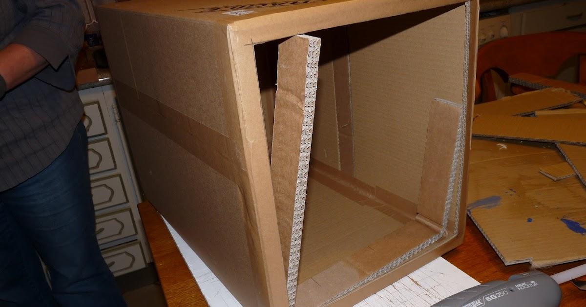 r cup cr ations par jo l et marie jo coffre linge et poubelle papier. Black Bedroom Furniture Sets. Home Design Ideas