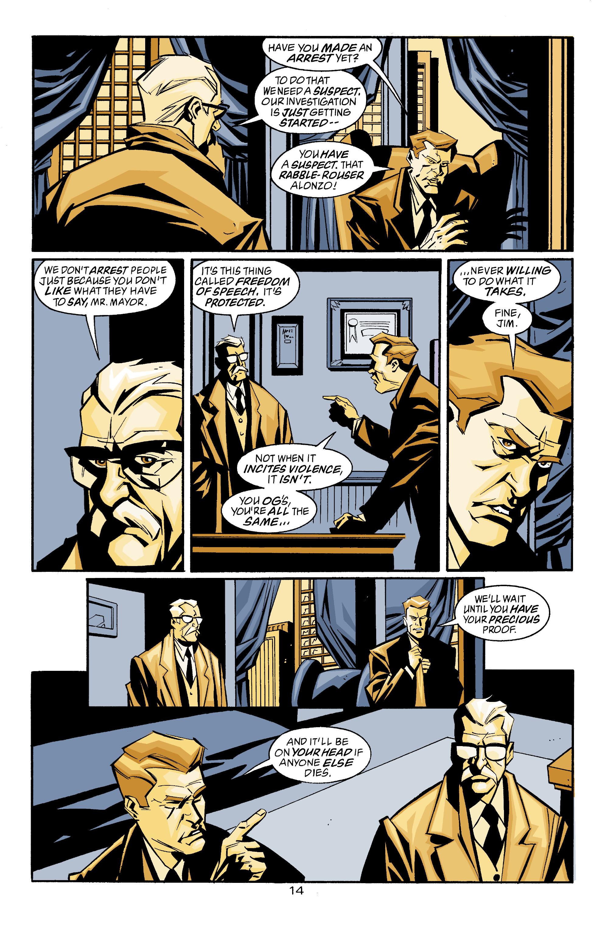 Detective Comics (1937) 748 Page 13