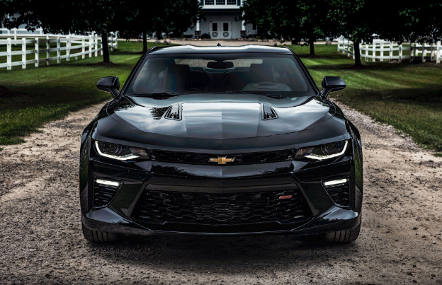 2017 Chevrolet Camaro ZL1 Automatic Review