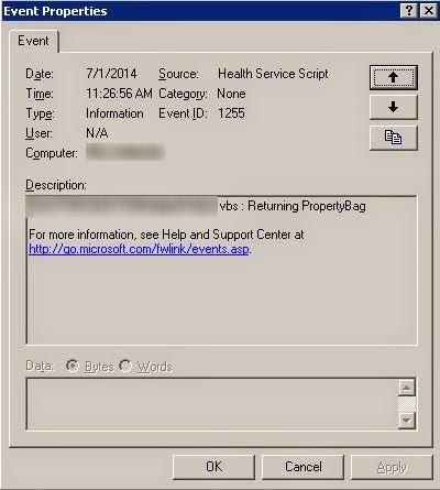 SystemCenterIT - Florian Aguettaz IT Blog: [OpsMgr][Powershell