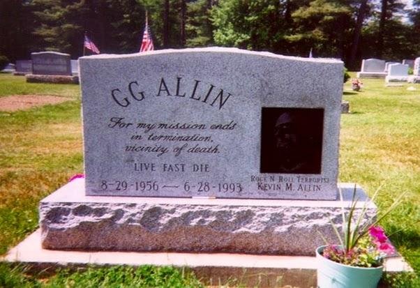 GG Allin: O punk mais insano da história