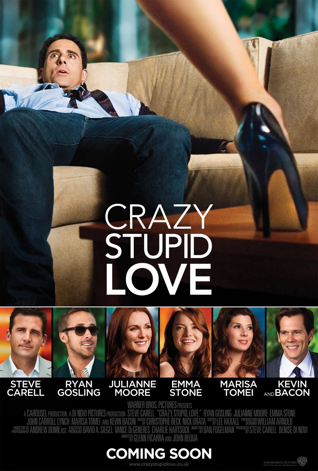 Crazy Stupid Love Full Movie