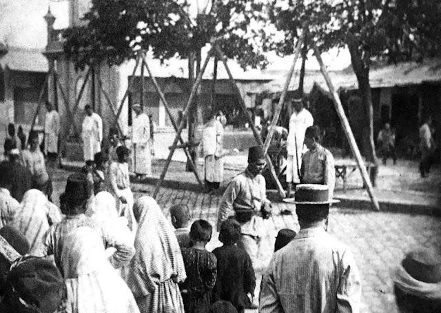 Las Masacres de Adana: la etapa previa al genocidio armenio. Por Luciano Andrés Valencia