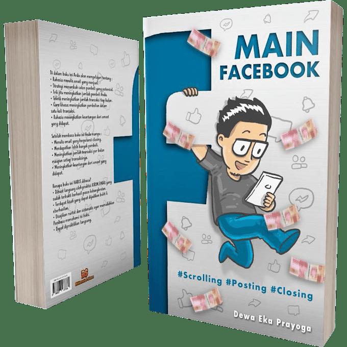 Buku Main Facebook