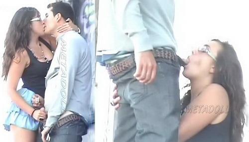 Opinion Hidden sex in public place