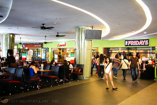 TGI Friday's opens up in Greenbelt 3