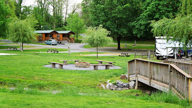 Hershey Campground, hotel, and lodge