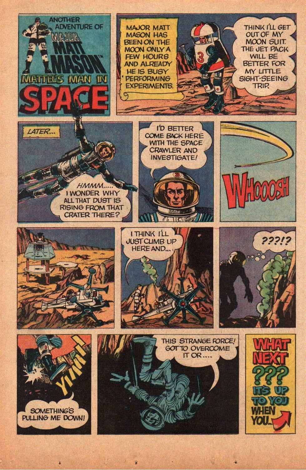 Strange Adventures (1950) issue 204 - Page 18