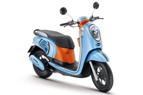 Oli yang Bagus untuk Honda Scoopy