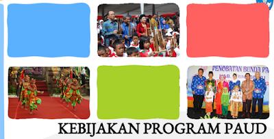 Presentasi Kebijakan Program PAUD by PAUD JATENG PPT Lengkap Terbaru 2016