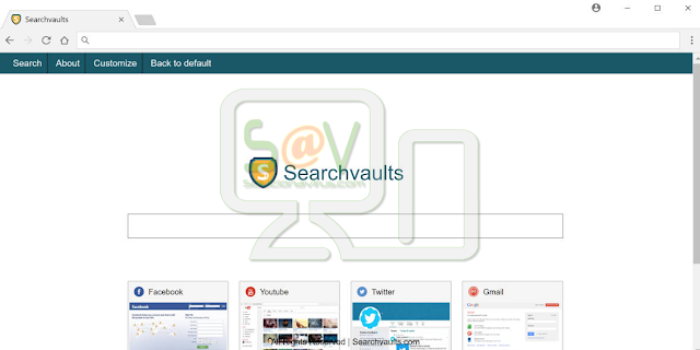 SearchVaults Search (Hijacker)