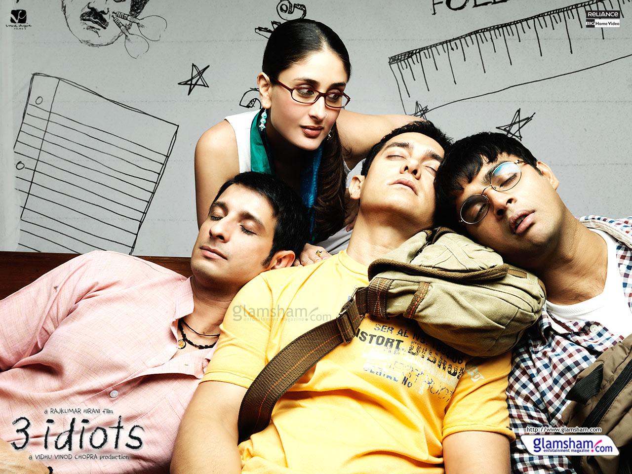 3 Idiots Review