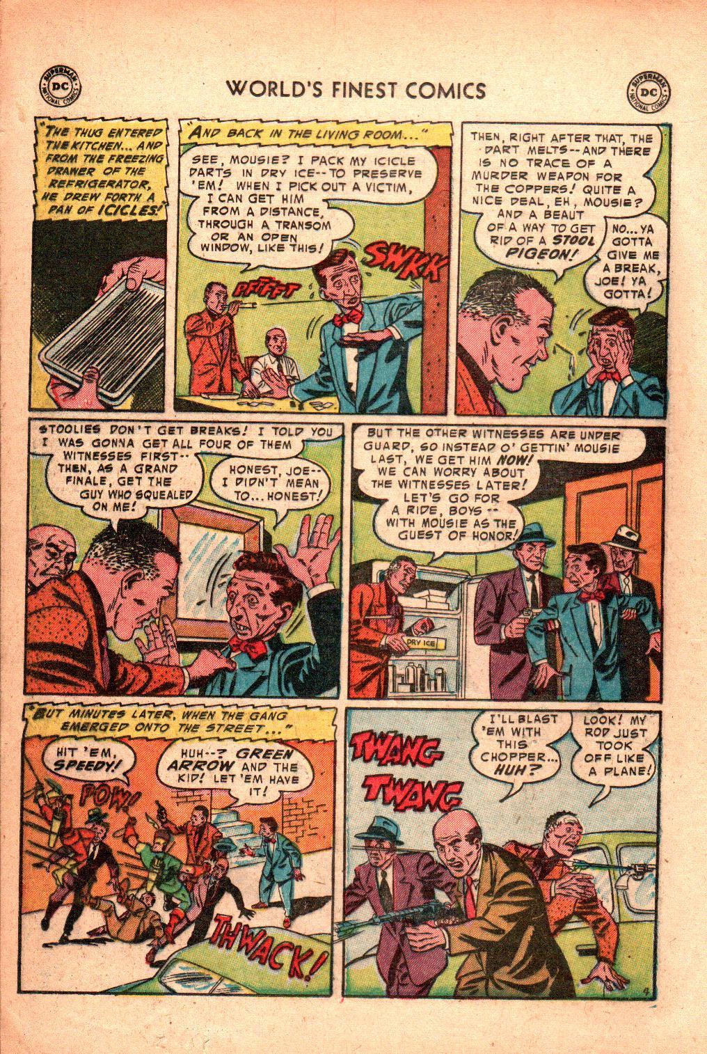 Read online World's Finest Comics comic -  Issue #71 - 22