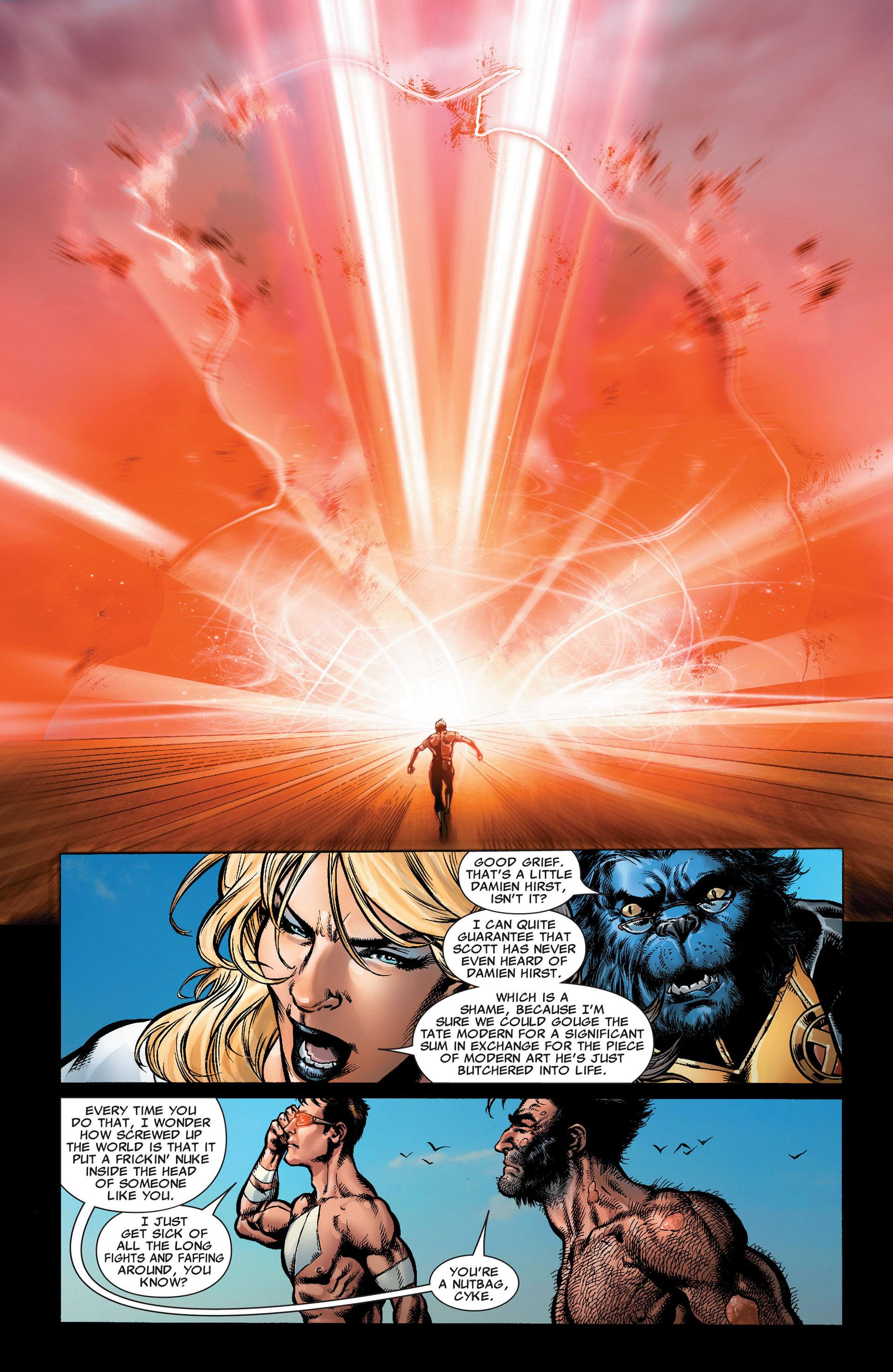 Read online Astonishing X-Men (2004) comic -  Issue #33 - 11