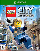 LEGO City Undercover Game xbox One Cover (3)