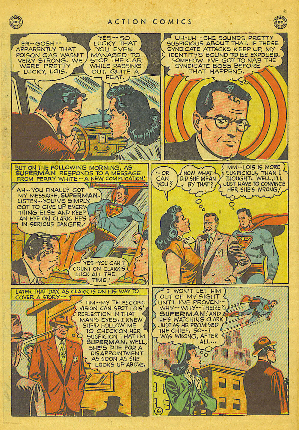 Action Comics (1938) 153 Page 6