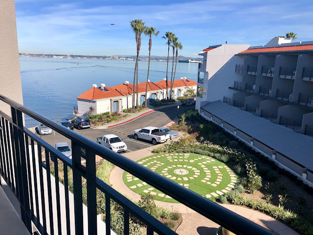 Review of Loews Coronado Bay Resort, San Diego, California
