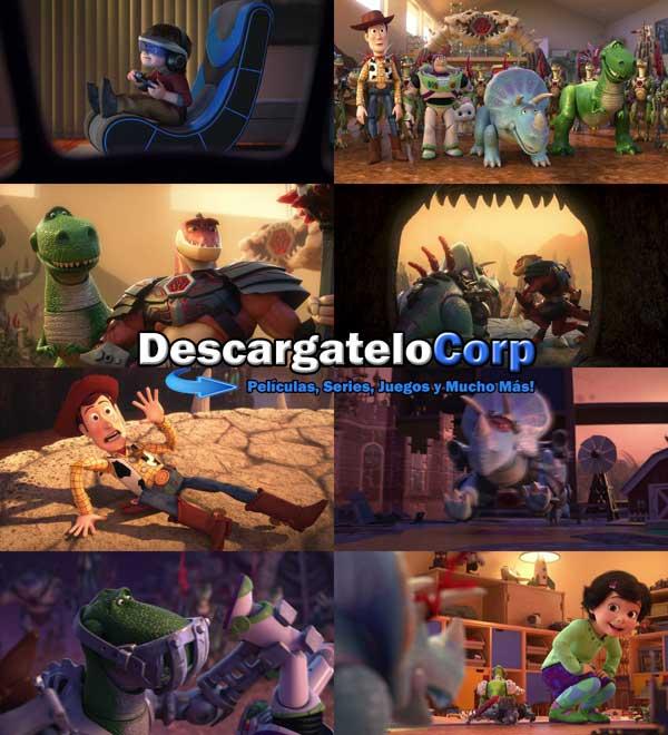 Toy Story Olvidados en el Tiempo DVDRip Latino