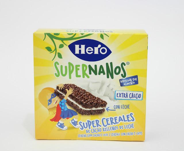 Disfrutabox marzo 2016 Supernanos cereales