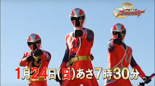 Come Back! Shuriken Sentai Ninninger: Ninnin Girls vs. Boys FINAL WARS - VietSub