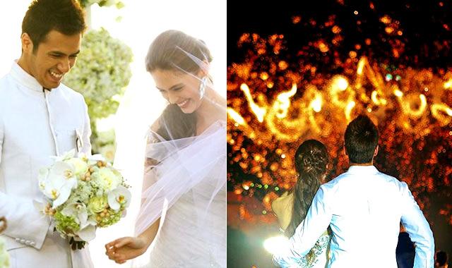 Gorgeous Celebrity Wedding Destinations!
