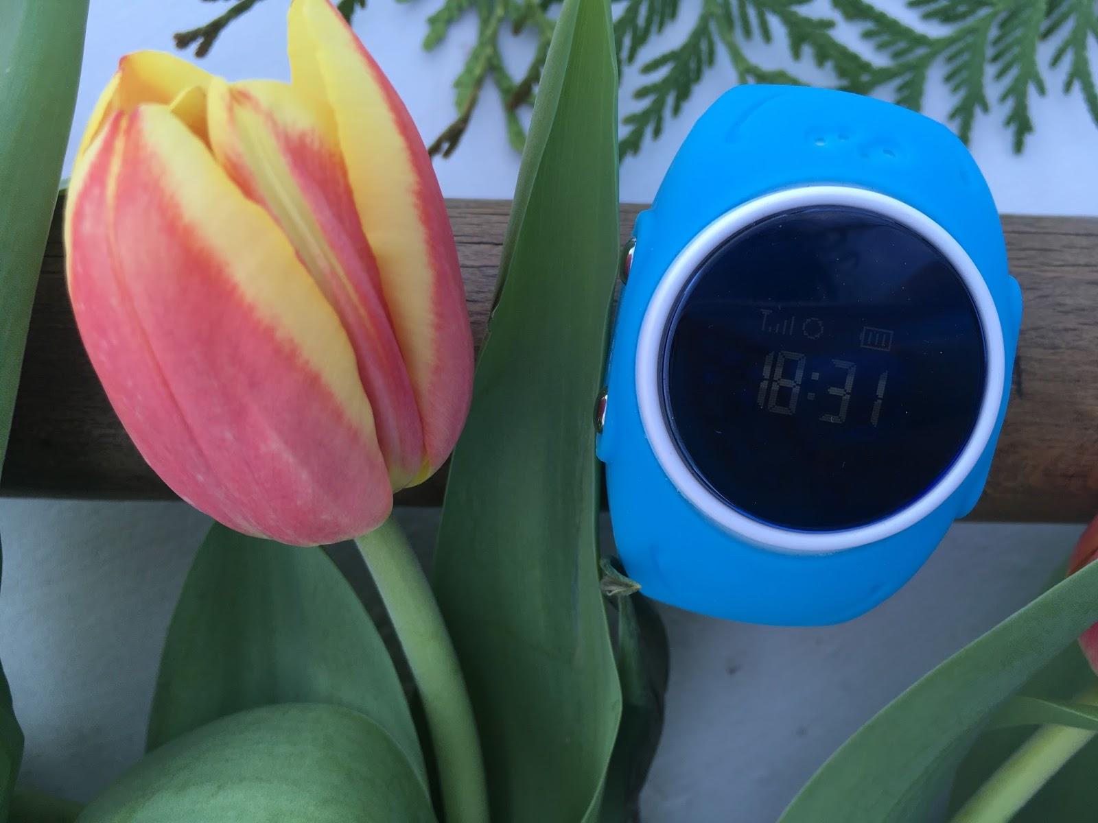 zegarek gps dla dziecka bezpieczna rodzina