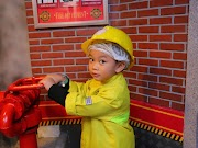 Prince Goes to KidZania Manila