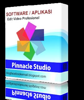 Aplikasi pembuat film profesional dunia Pinnacle Studio