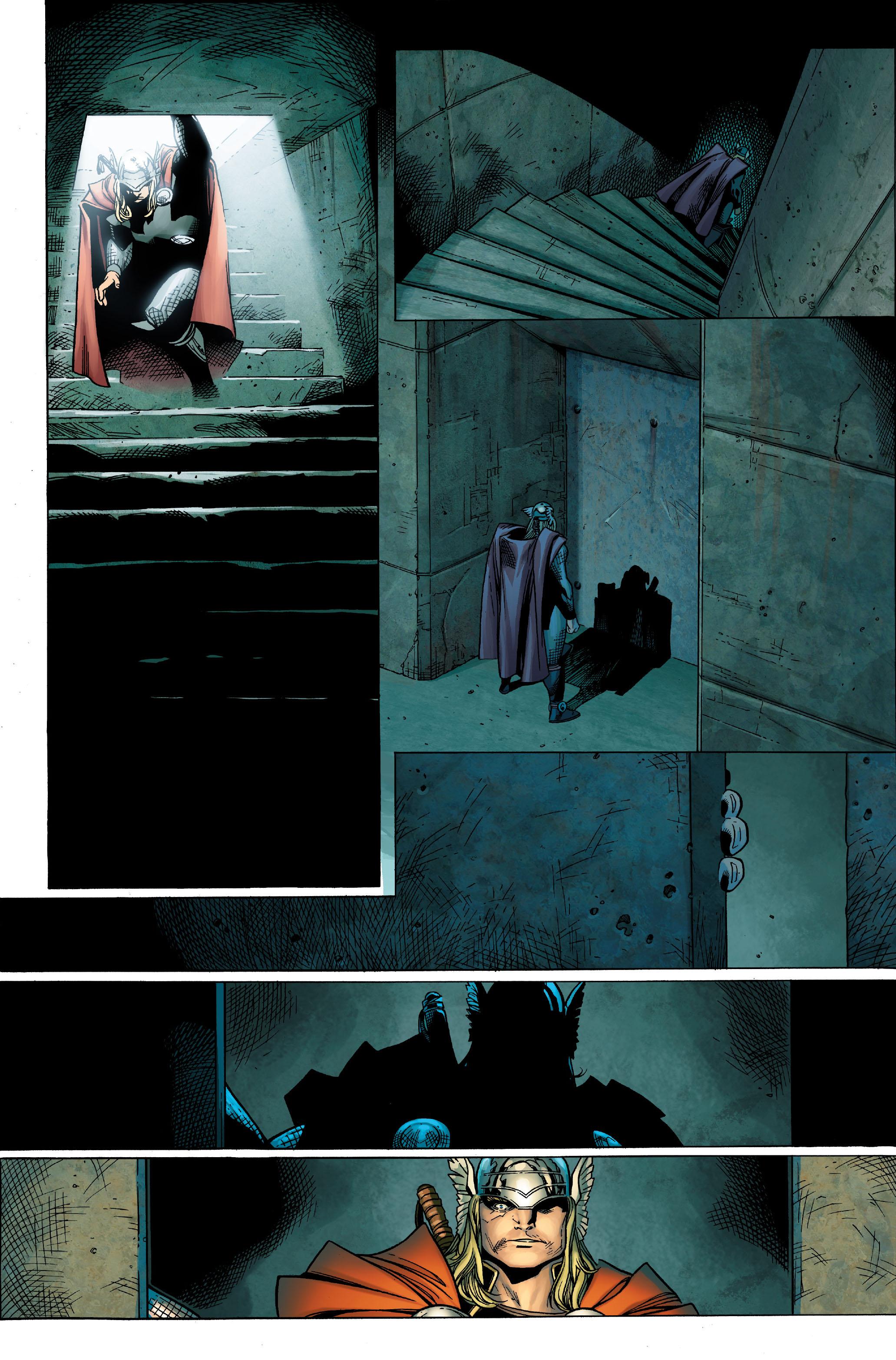 Thor (2007) Issue #5 #5 - English 8