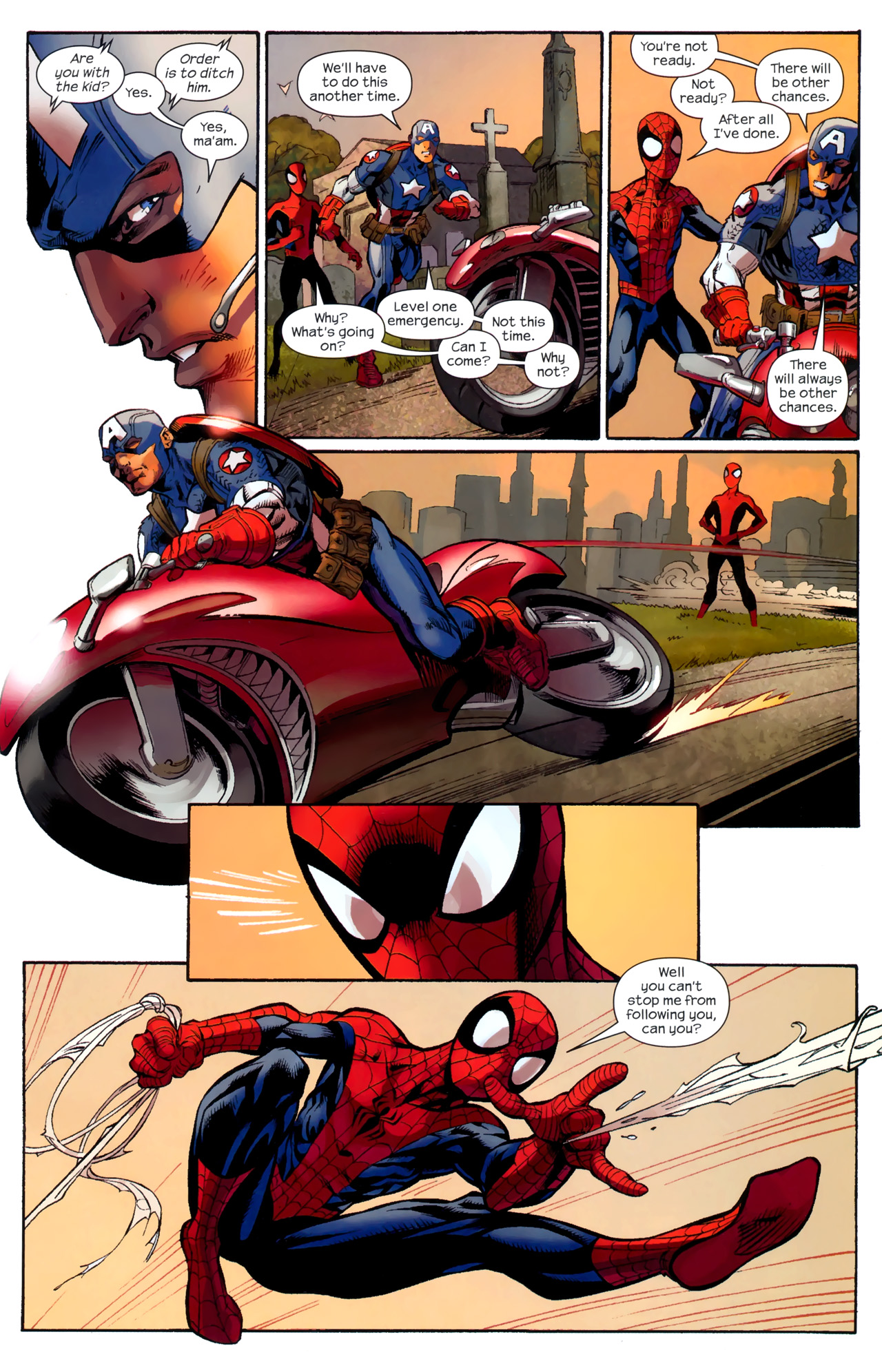 Read online Ultimate Spider-Man (2009) comic -  Issue #156 - 18