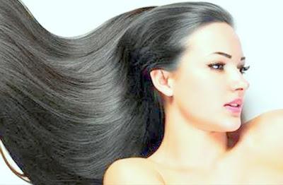 Rambut Cepat Panjang Dengan Bahan Alami