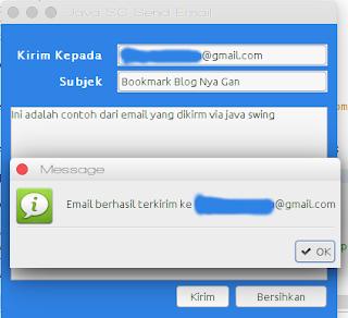 Cara Mengirim Email Menggunakan Java Swing 4